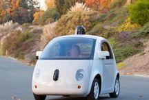 Technologien im Auto