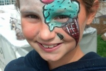 Face Painting / by Ann Brock