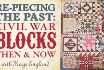 Quilting / by Patricia Stallman