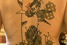 Tattoos / by Maureen Rayburn - The Tightrope Mom