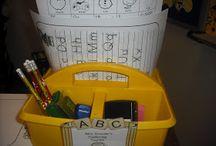 Write on Kindergarten!