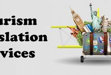 Travel and Tourism Translation Services Provider / We offer premier Travel & Tourism Translation Services in multiple languages to escalate tourists experience