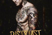 Distrust (Smirnov Bratva #1)