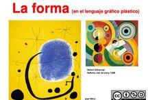 FORMA (punto, línea, plano)