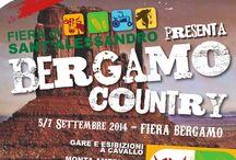 Bergamo Country / Western Saloon, Articoli per l'Equitazione e Live Music: http://www.fieradisantalessandro.it/bergamo-country/