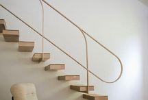 Interiors / stairs