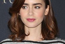 Lily collins❣