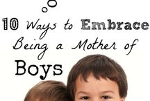 Raising Boys / by Kim Gamerman Russo