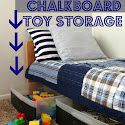 {organizing~kids room}