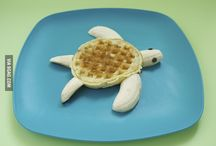 creative food for school