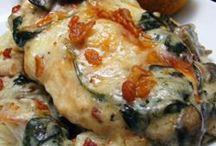 Recipes - Main Dish - Chicken