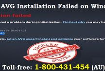 Contact 1-800431454 to Solve AVG Not Installing on Windows 10 Problems