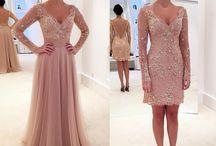 vestidos form