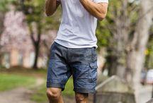 Men Short Pants Outfit