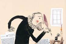 Ilustraciones de autor