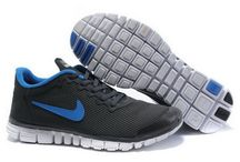Nike Free Run Shoes / Nike Free shoes are specifically designed to let your feet move more naturally and freely than traditional athletic shoes. Over time, this helps make your feet stronger. But because you'll be using some muscles in your feet more than you might be used to, it may take some time for them to get used to all that freedom. To give your feet time to adapt, we recommend you transition into using your Nike Free footwear gradually. / by Emma Thomson