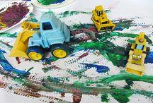 Lala Land Daycare/ pre-school / by Carla Demelas
