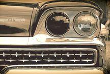 vintage automobil