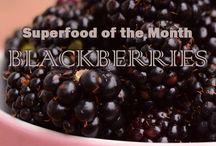 Superfood: Blackberries