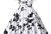 Vintage dress +size