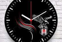 Duvar Saatleri / Modern tasarım duvar saatleri, kişiye özel duvar saatleri, fanatik duvar saatleri...