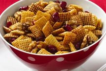 Crunchable edibles  / Foods that crunch / by Susan Gossick