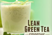Fabulous green Smoothies