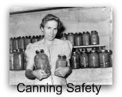 Canning Safety / by SimplyCanning.com
