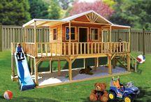 Cubby House ideas