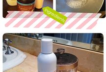 home made natural products