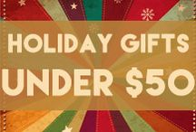 Holiday Gifts Under $50 / Looking for the perfect gift from Tortuga Rum Cakes? Check out these gifts under $50 your loved ones - and your wallet - will love this holiday season!