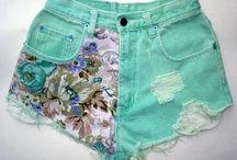 Pants!! / Bottoms / by Christine Kang
