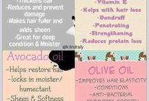 Natural Hair Treatment / by Tracee Wilson