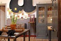 Interior Design / Designing interiors with colours, details