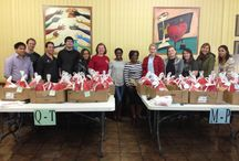 UTHSC Student Outreach / Our students make a difference in the community and the world. / by UTHSC
