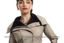 Solo A Star Wars Story Qira Emilia Clarke Jacket