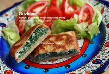 Gozleme, które nie tuczy! / Gozleme no longer make you fat / http://dietetyczniesiostro.blogspot.com/2013/09/gozleme-to-danie-juz-nie-jest-bomba.html