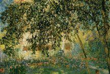 Claude Monet 2 / Tuin