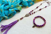 Saját készítésű ékszereim/Handmade my #jewelry