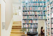 Bookshelf Lust / by Em Griffin