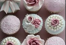 Cups and cakes