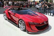 VW gti vision concept