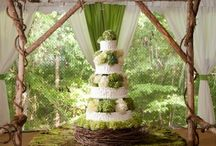 Mossy Green Wedding