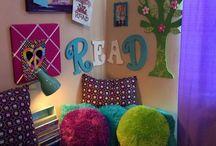 cuarto para nenas