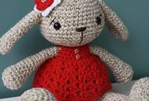 Muñecos de Crochet / Ganchillo / Adorables muñequitos para decoracion