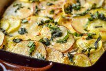 CSA Recipes - Potato