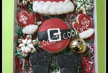 Christmas fun food/snacks / by Carol Curtis