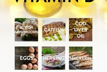 Best Sources of Vitamin D / Get your daily recommended amount of Vitamin D from these sources.