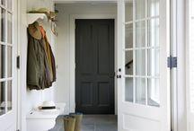 Laundry + Mud Room