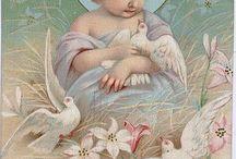 Cartes de prière / notre dame de lourde